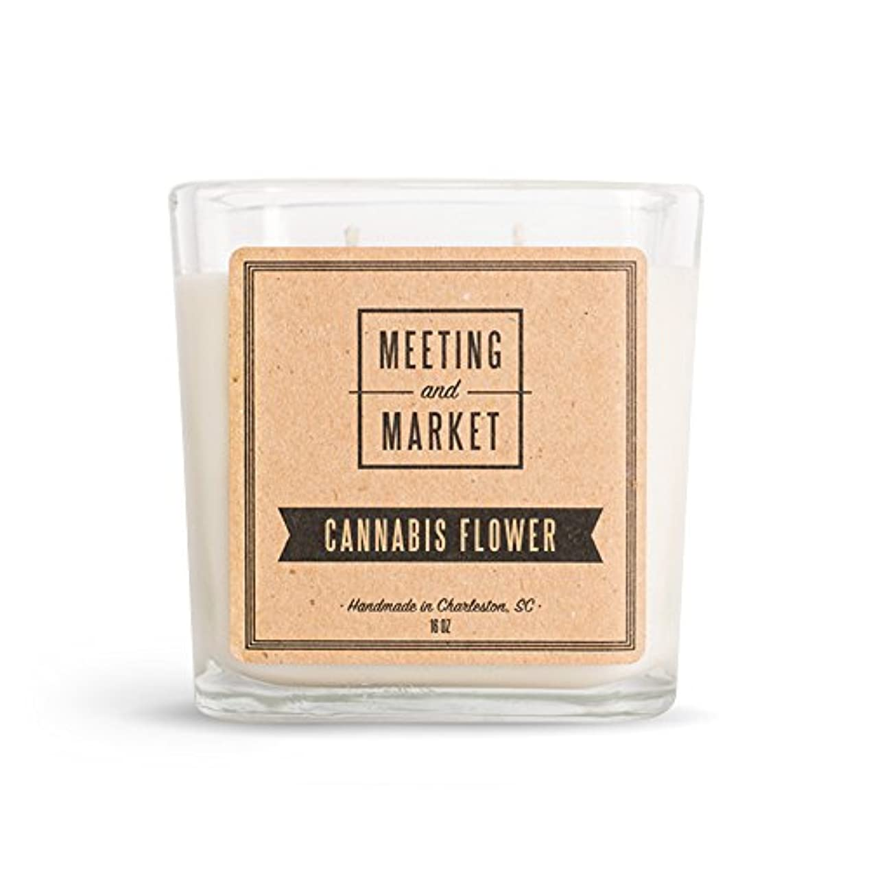 エンディングスティック十分ですM & Mキャンドル – 大豆ワックスScented Candle – Long BurningメンズorレディースCandle – プレミアムFragrance Candle 16oz CF 16