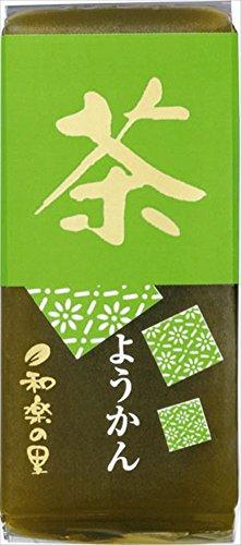 和楽の里 ミニ羊羹 茶 57g