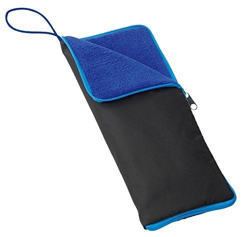 超吸水マイクロファイバー傘カバー (ブルー)