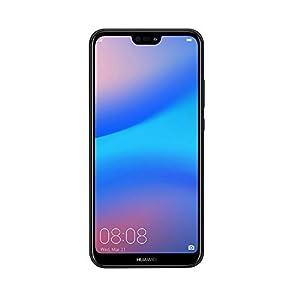 Huawei 5.84インチ P20 lite SIMフリースマートフォン ミッドナイトブラック 【日本正規代理店品】