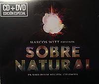 Sobrenatural - Edicion Especial (CD + DVD) - En Vivo desde Bogota Colombia [並行輸入品]