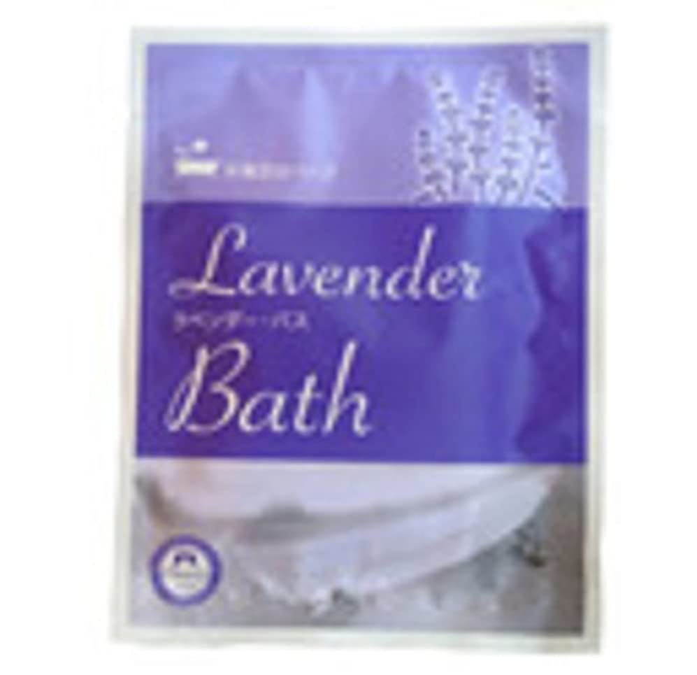 気楽な無法者参加するお風呂のハーブ ラベンダー 7g (ハーブ系)