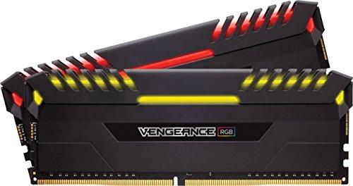 Corsair VENGENCE RGB PC4-24000 DDR4-3000 16GB 8GBx2 for Desktop MM3626 CMR16GX4M2C3000C15