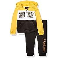 XOXO Girls Hoodie & Jogger Set Pants Set