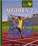 Algebra 2, Grades 9-12: McDougal Littell High School Math Missouri (Larson Algebra & Geom)