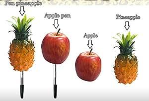 PPAP★フルーツペン2種セット(2個セット)食品サンプル/お土産/ピコ太郎