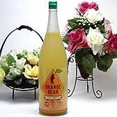 元坂酒造 ORANGE BEAR日本酒×熊野みかん 1800ml