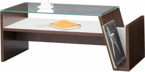 AZUMAYA moca モカ コーヒーテーブル MOC-01BR