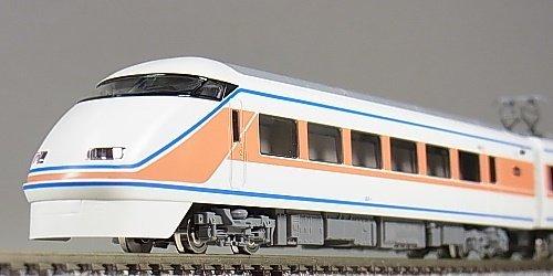 Nゲージ TOMIX 92847 東武100系スペーシア (オレンジカラー) セット