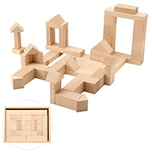 Dusyma [ デュシマ ] フレーベル 積木 小 001 358 木のおもちゃ 木製玩具 並行輸入品 [並行輸入品]