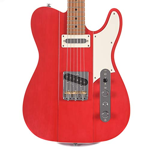 Reverend Greg Koch Signature Trans Party Red