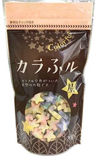 カラふル Colorful 麩 星 20g