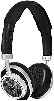 Master & Dynamic MW50 Wireless Bluetooth Headphones with Premium Leather, Superior Sound Quality and Highe
