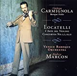 ロカテルリ:「ヴァイオリンの技法」作品3より by カルミニョーラ(ジュリアーノ) (2002-09-04)