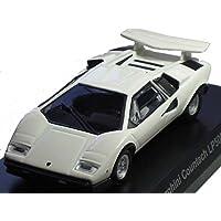 京商 1/64  ランボルギーニ  ミニカーコレクション5  カウンタック  LP500S 白