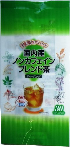 明和 国内産ノンカフェインブレンド茶 (7g×30P)×6個