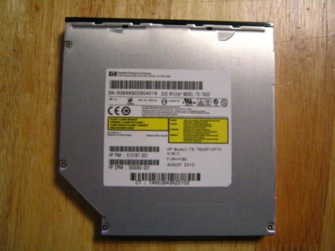 壁汚れる花弁HP 603789 – 001 DVD RWスロット
