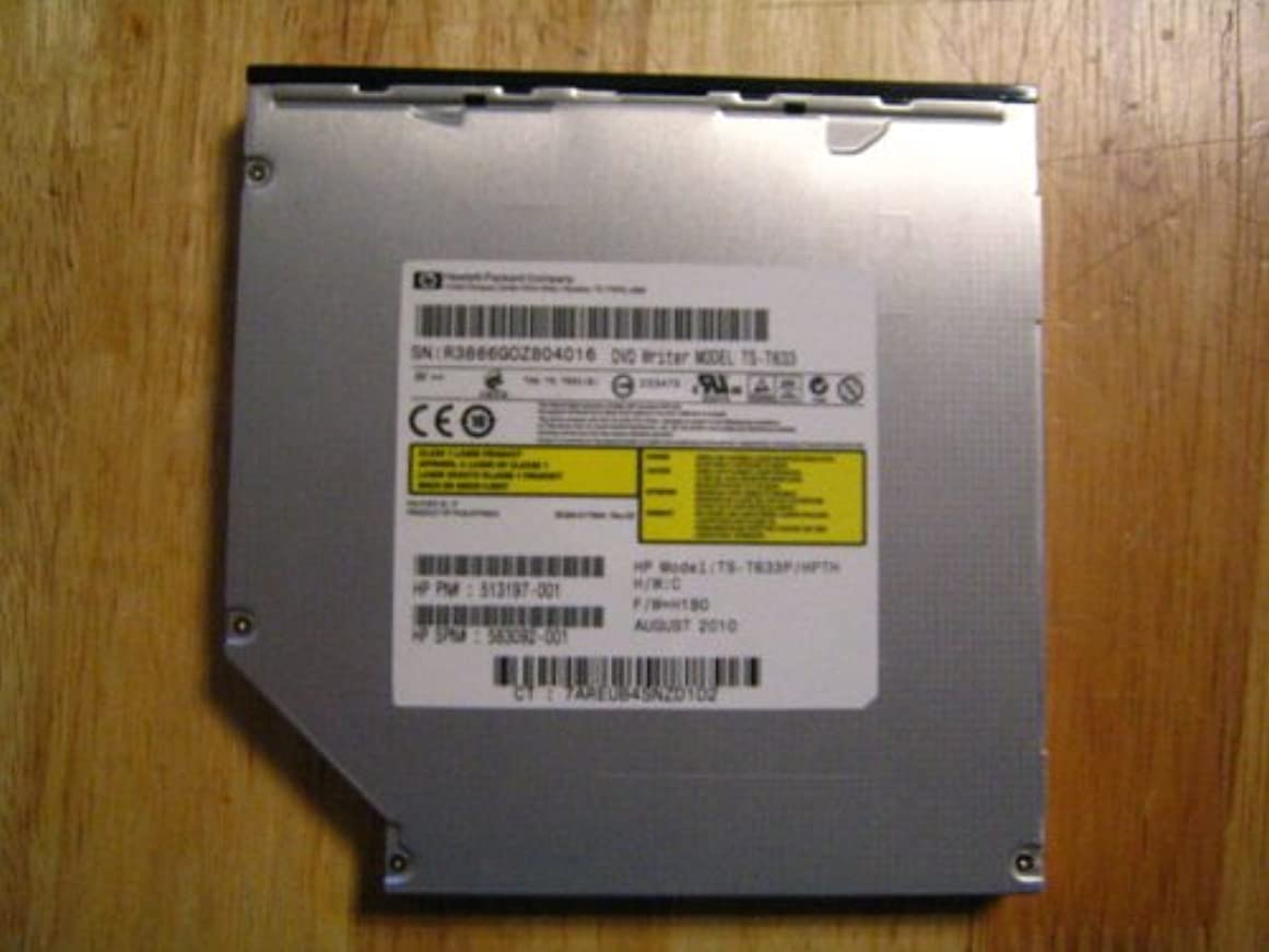 圧倒的しばしば日曜日HP 603789 – 001 DVD RWスロット