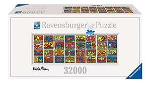 Keith Haring: ダブル Retrospect - 32000 ピース パズル