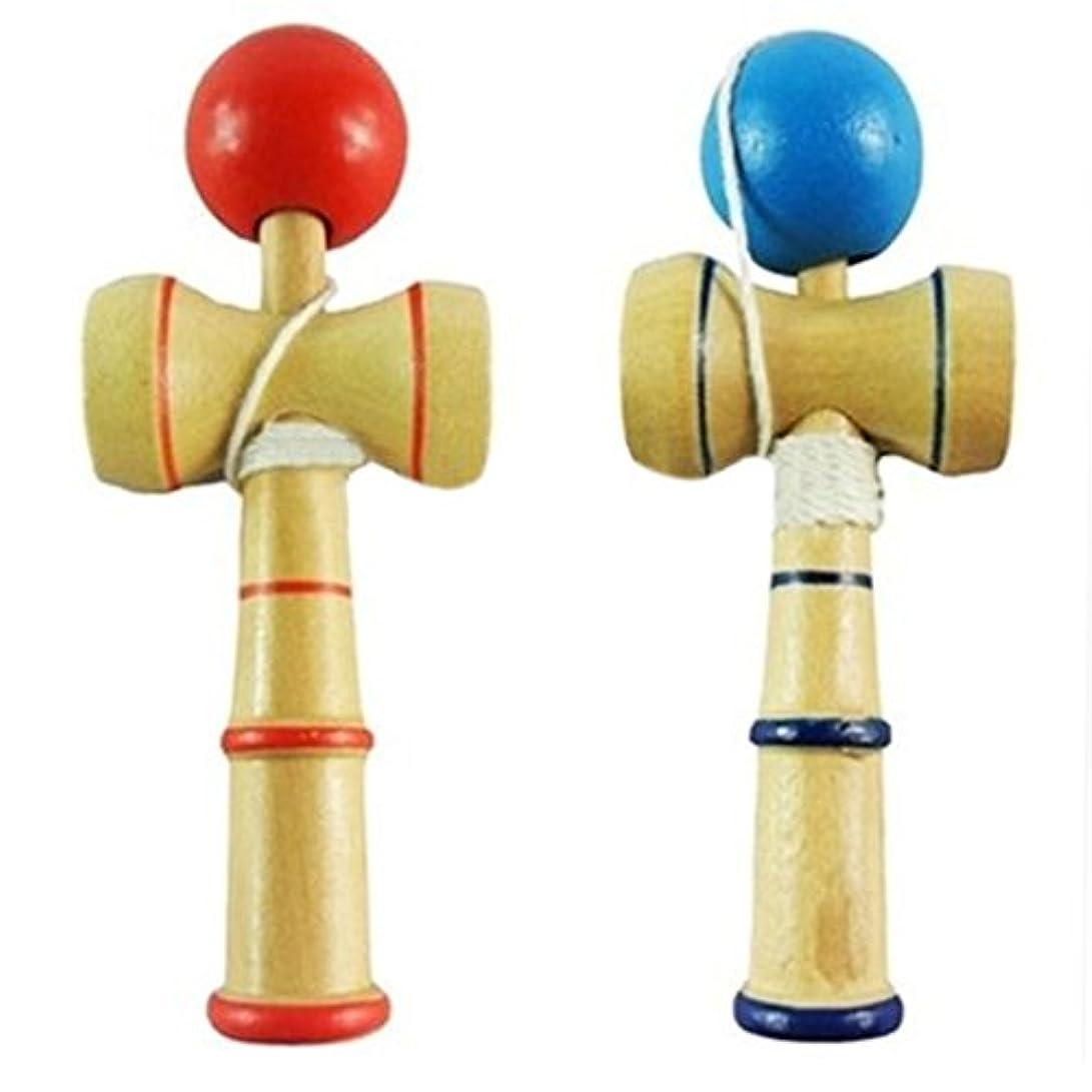 八百屋さんセールアカウントJVSISM 子供の剣山ボール リラクゼーションウッド玩具 クラシックバランススキル 素晴らしい玩具