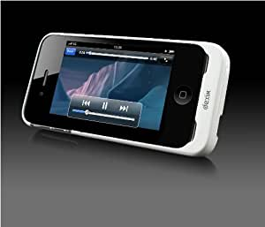 Super - Juice Power Case for iPhone 4 DCA224-W