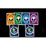 宇宙人のカード-魔法のおもちゃ