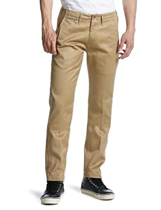 Mercerised West Point Cotton Pant 1214-213-5110: Beige