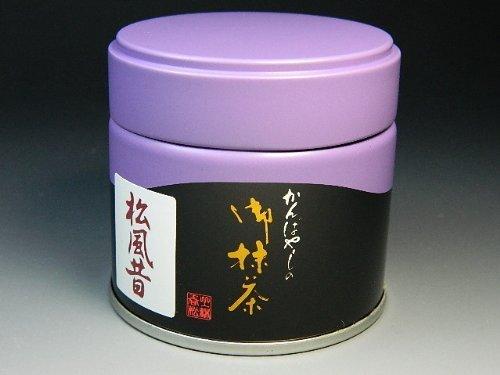 抹茶 京都宇治 上林春松本店 松風昔 お抹茶(お濃茶)
