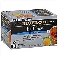 BigelowブラックティーKeurig k-cup–Earl Grey (12Individual Serving k-cups)
