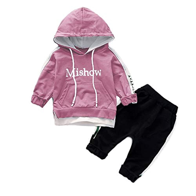 Mhomzawa 子供服 赤ちゃん服 上着+パンツ 2点セット かっこいい ベビー服 ロンパース カバーオール パーカー+ズボン 男の子 女の子  満月/出産祝い/プレゼント