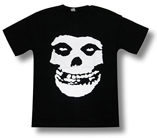 The Misfits/ミスフィッツ/クリムゾン・ゴースト/メンズ/レディース/ロックTシャツ/バンドTシャツ (L)