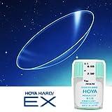 処方箋不要 HOYA ハードEX ハード コンタクト レンズ 1瓶1枚入 【BC】8.10 【PWR】-8.25