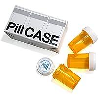 ピルケース - Medicine Pill CASE 【Medium】 3PACK (YELLOW)