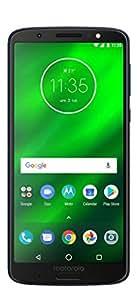 モトローラ SIM フリー スマートフォン Moto G6 Plus 4GB/64GB ディープインティゴ 国内正規代理店品 PAAT0026JP/A
