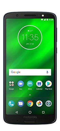 モトローラ SIM フリー スマートフォン Moto G6 Plus 4GB/64GB ディープインティゴ 国内正規代理店品 PAAT0...