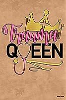 Trauma Queen: Writing Journal for Women Nurses