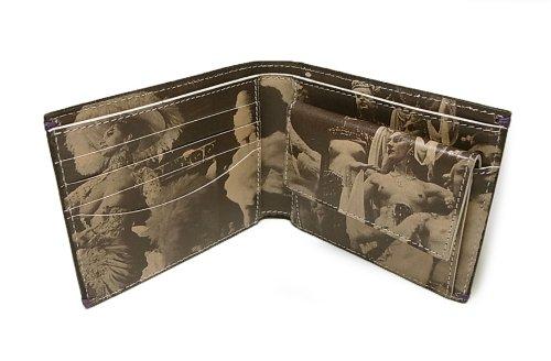 (ポールスミス) Paul Smith 二つ折財布(ブラック/グラマラマ) AKXA 1033 W593 PA-1020