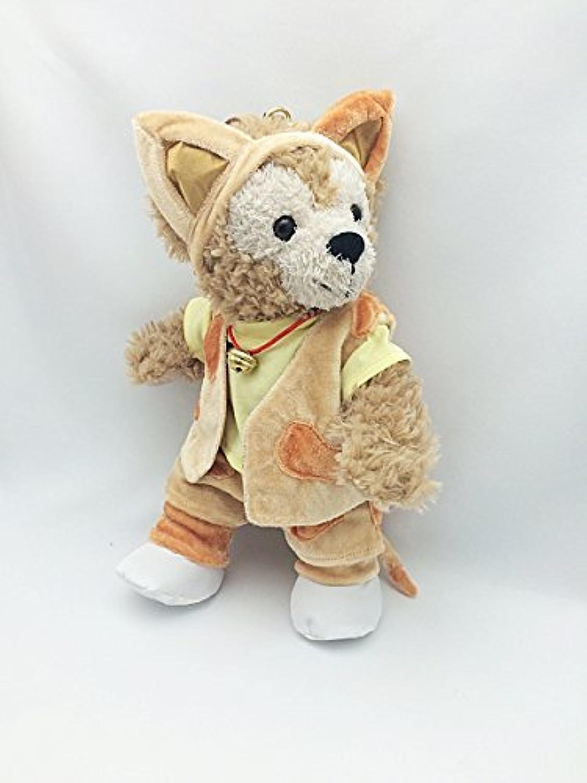 【Hey】 D-cute ダッフィー ポーチサイズ (全長28cm) 衣装 コスチューム hdn92