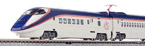 TOMIX Nゲージ E3 2000系 山形新幹線 つばさ 新塗装 基本 92564 鉄道模型 電車