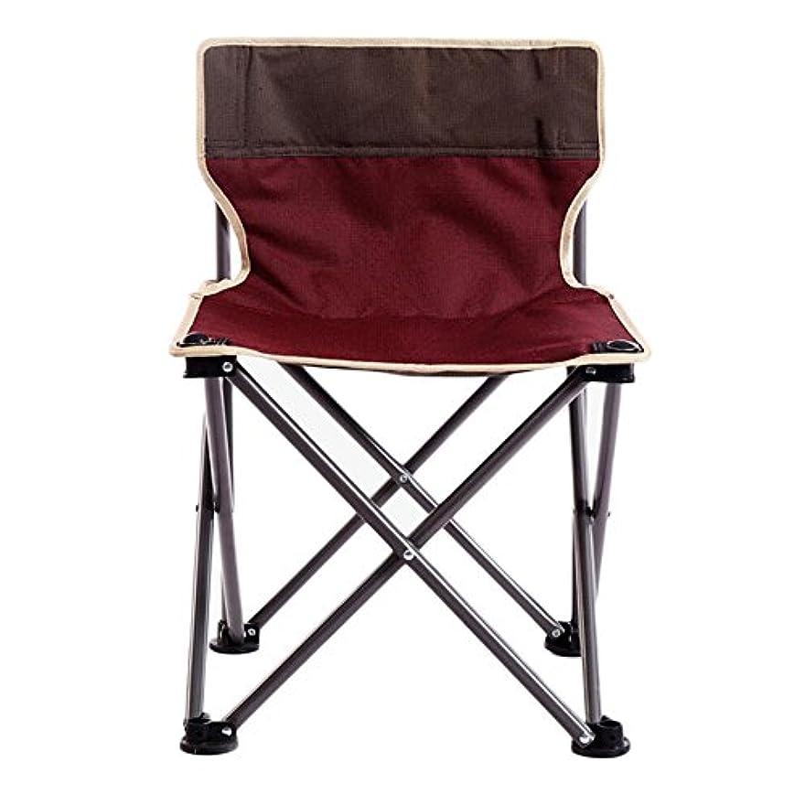 レンダリングフロンティア意識的Super Kh® 屋外折り畳み椅子、小さな馬のバー、スツール、折り畳み椅子、ポータブル背もたれスツール