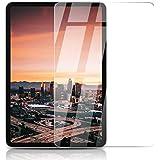 2枚入り 超薄型0.20 iPad Pro 11 フィルム 高タッチ感度 手触り抜群 強化ガラスフィルム 日本製素材旭硝子製/硬度9H /0.20mm超薄/飛散防止/指紋防止/ 2.5D (For iPad Pro 11)