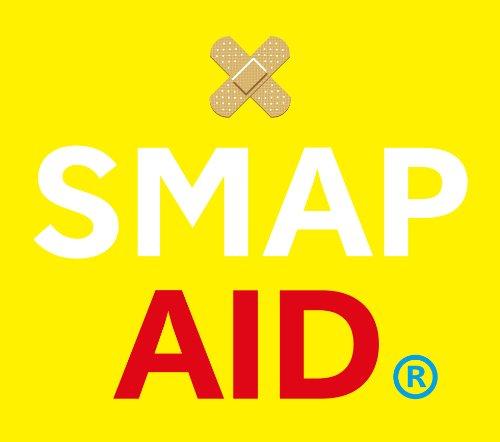 スマップ・エイド(しあわせのYELLOW-AIDハンカチ、げんきのRED-AIDハンカチのいずれか1種封入) - SMAP