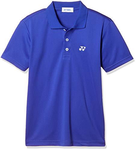 ebfa3219c7684 [ヨネックス] テニスウェア ゲームシャツ [ジュニア] 10300J キッズ ミッドナイトネイビー (472
