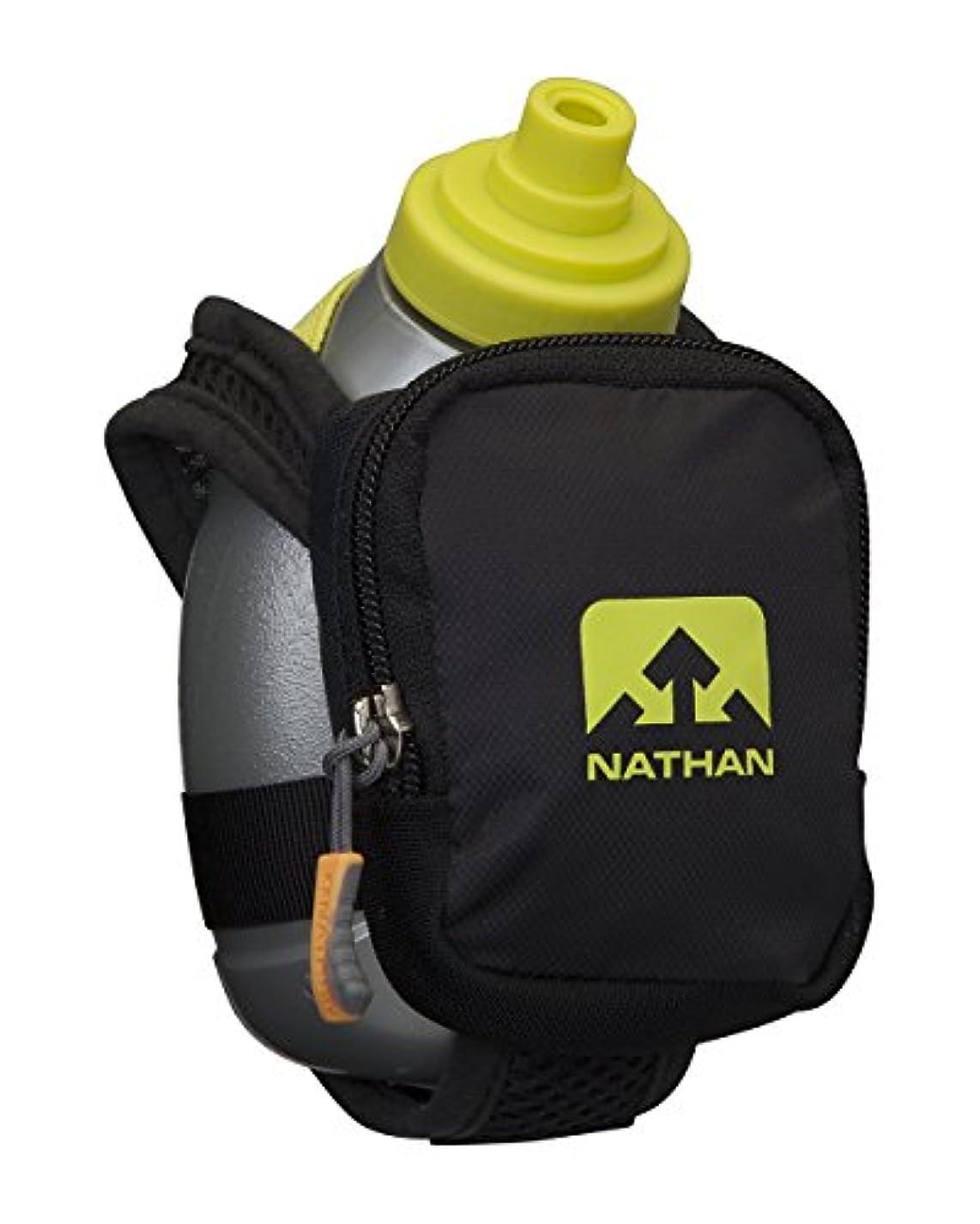 神経衰弱民主主義マネージャー[ネイサン] NATHAN ハイドレーションハンドボトル クイックショットプラス ブラックライト