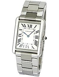 [カルティエ]CARTIER 腕時計 タンクソロ シルバー LM W5200014 メンズ 【並行輸入品】