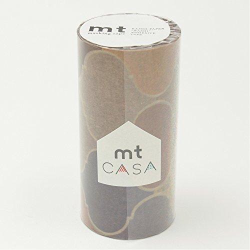 RoomClip商品情報 - カモ井加工紙 マスキングテープ mt CASA 100mm幅×10m巻き タイル・レンガ MTCAS012
