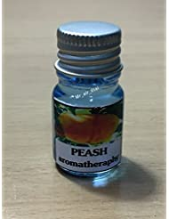5ミリリットルアロマ桃フランクインセンスエッセンシャルオイルボトルアロマテラピーオイル自然自然5ml Aroma Peach Frankincense Essential Oil Bottles Aromatherapy...