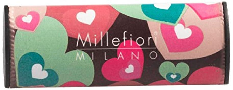 ユニークなパック鎖Millefiori カーエアーフレッシュナー グレープフルーツ 1CAR07