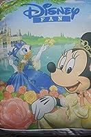 雑誌 ディズニーファン Disney FAN 表紙 カバー プリンセス ミニーマウス デイジーダック クッション 講談社 雑誌
