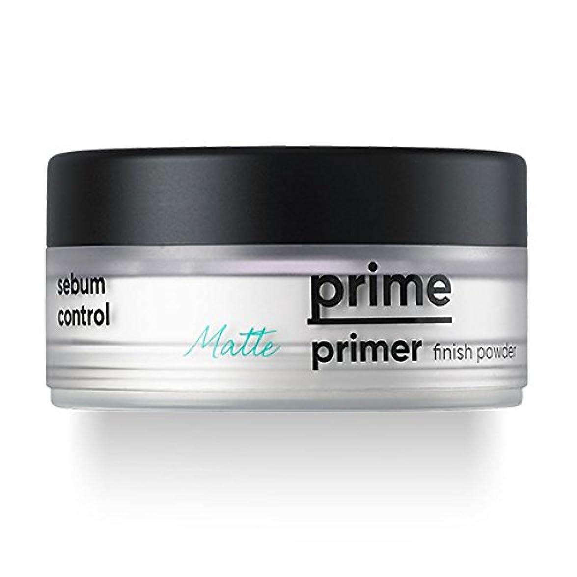 腕差し控える株式会社BANILA CO(バニラコ) プライム プライマー フィニッシュ パウダー Prime Primer Matte Finish Powder 12g